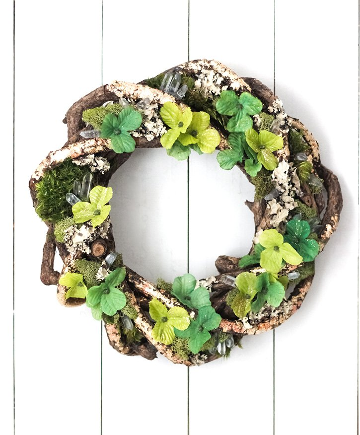 Magical St. Patrick's Day Wreath