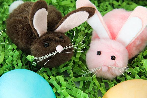 Pom-Pom Bunny Pals